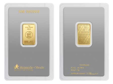 5gm Gold Bar-Back